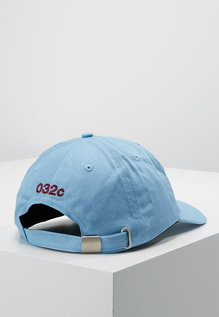 "032c  - 032C AND JÉRÔME BOATENG ""BOA17"" - Cap - light blue"