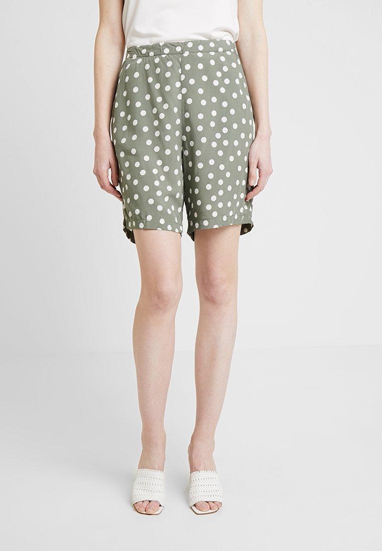 Cream - ANNIE - Shorts - sea spray