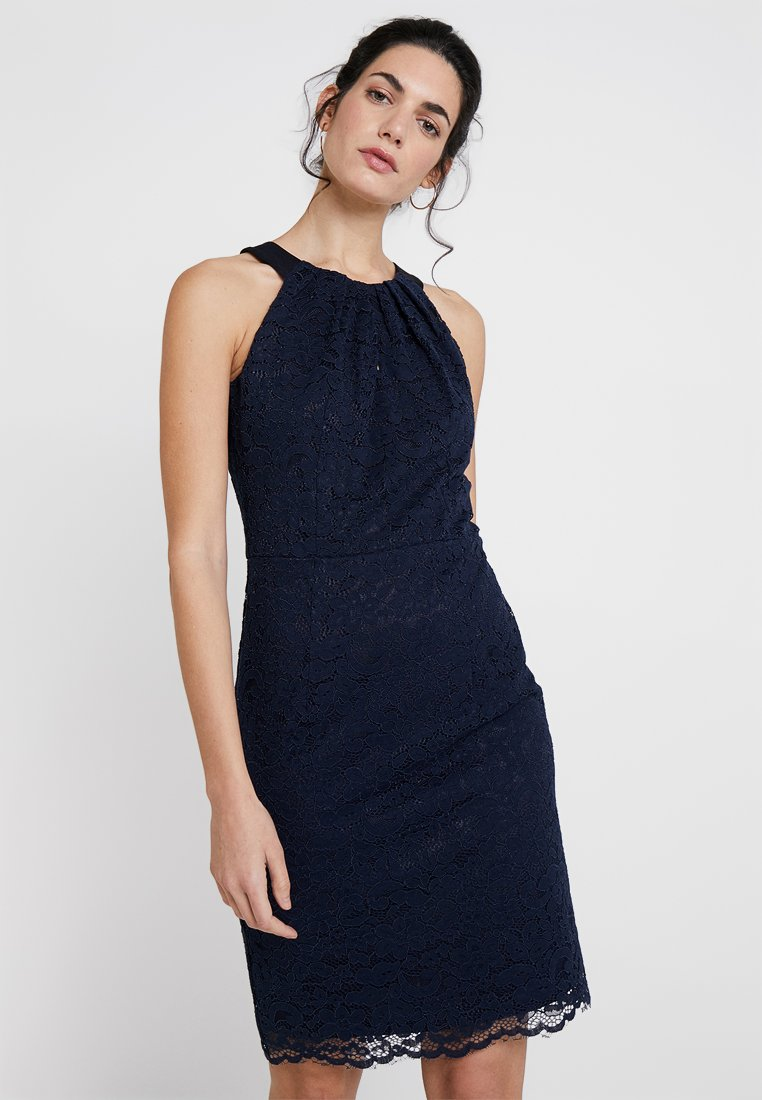 Esprit Collection - VIOLA - Cocktail dress / Party dress - navy