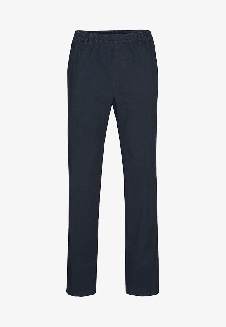 Brühl - MIT MICRO - Trousers - marine