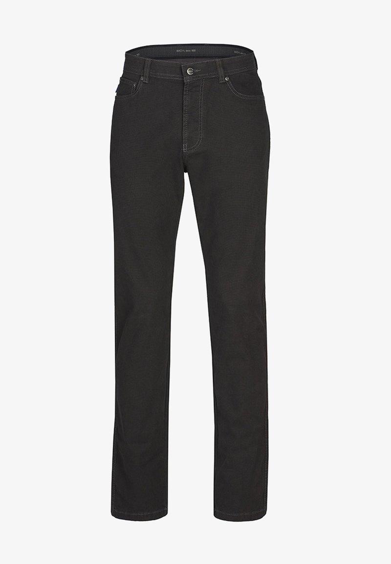 Brühl - GENUA  - Straight leg jeans - black