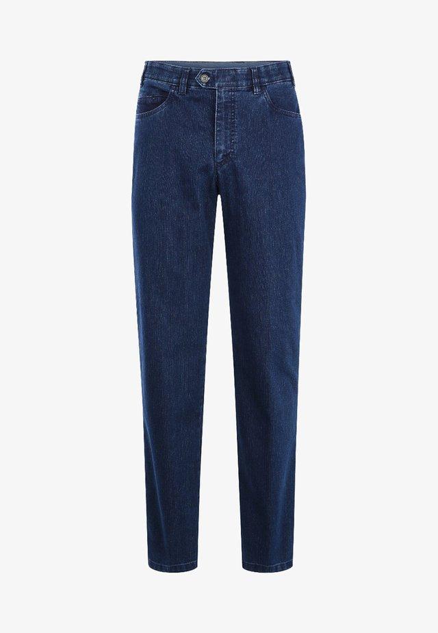 Straight leg jeans - stoned