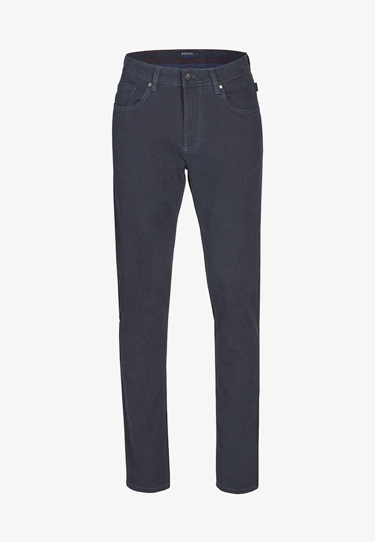 Brühl - YORK DO FX  - Slim fit jeans - marine