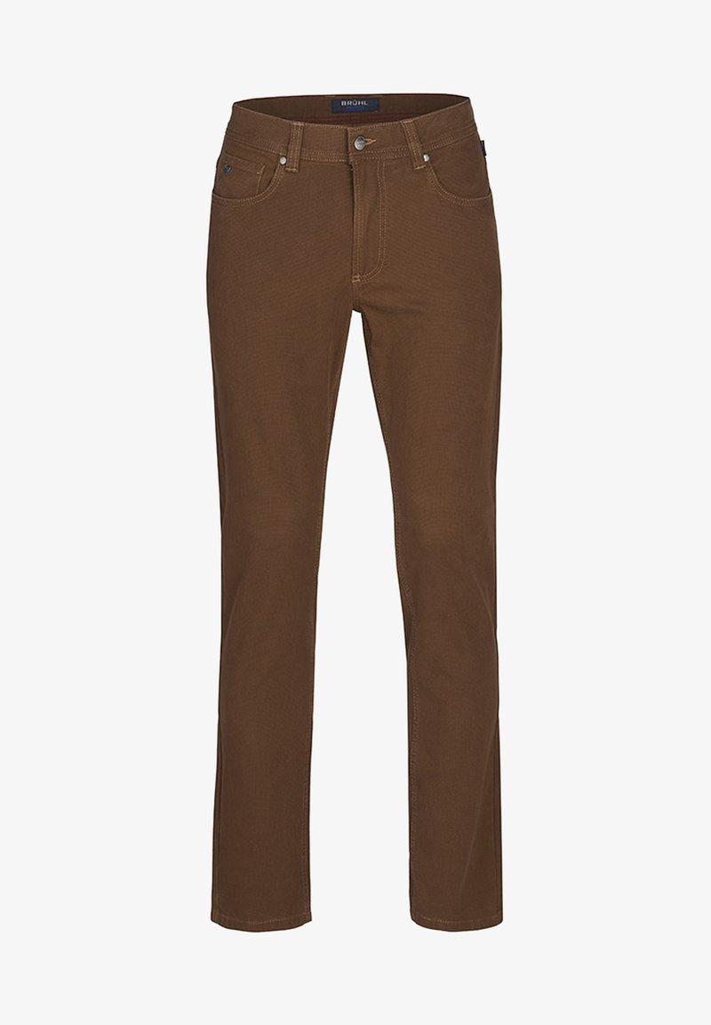 Brühl - YORK DO FX  - Slim fit jeans - putty