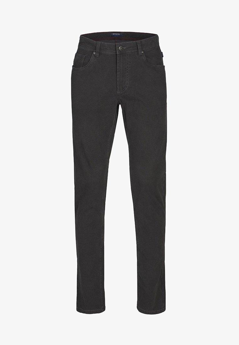 Brühl - YORK DO FX  - Slim fit jeans - black