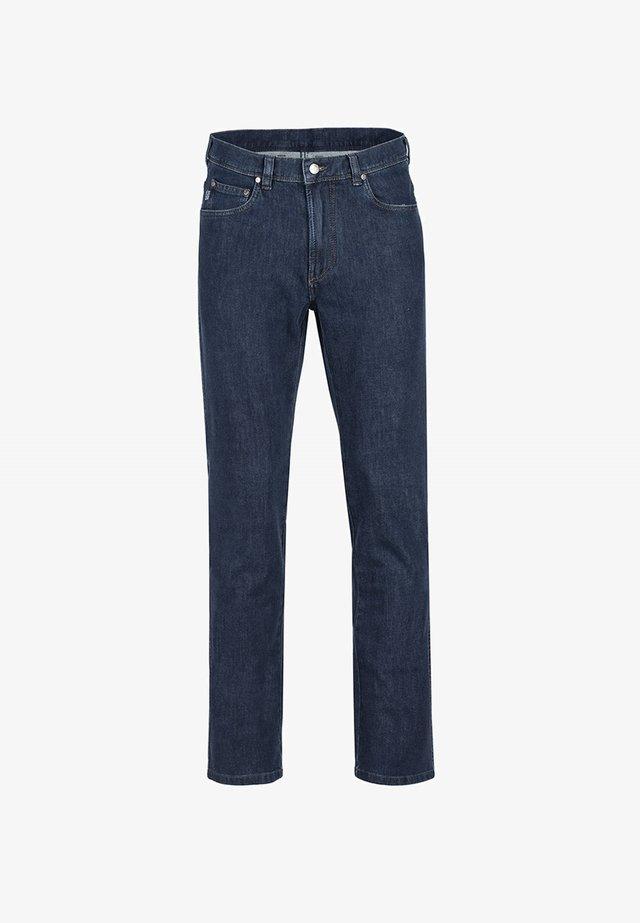 MIT STRETCH-FUNKTION - Straight leg jeans - midblue