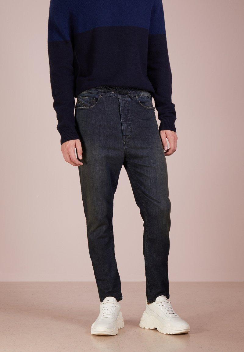 Diesel Black Gold - TYPE - Jeans relaxed fit - dark blue denim