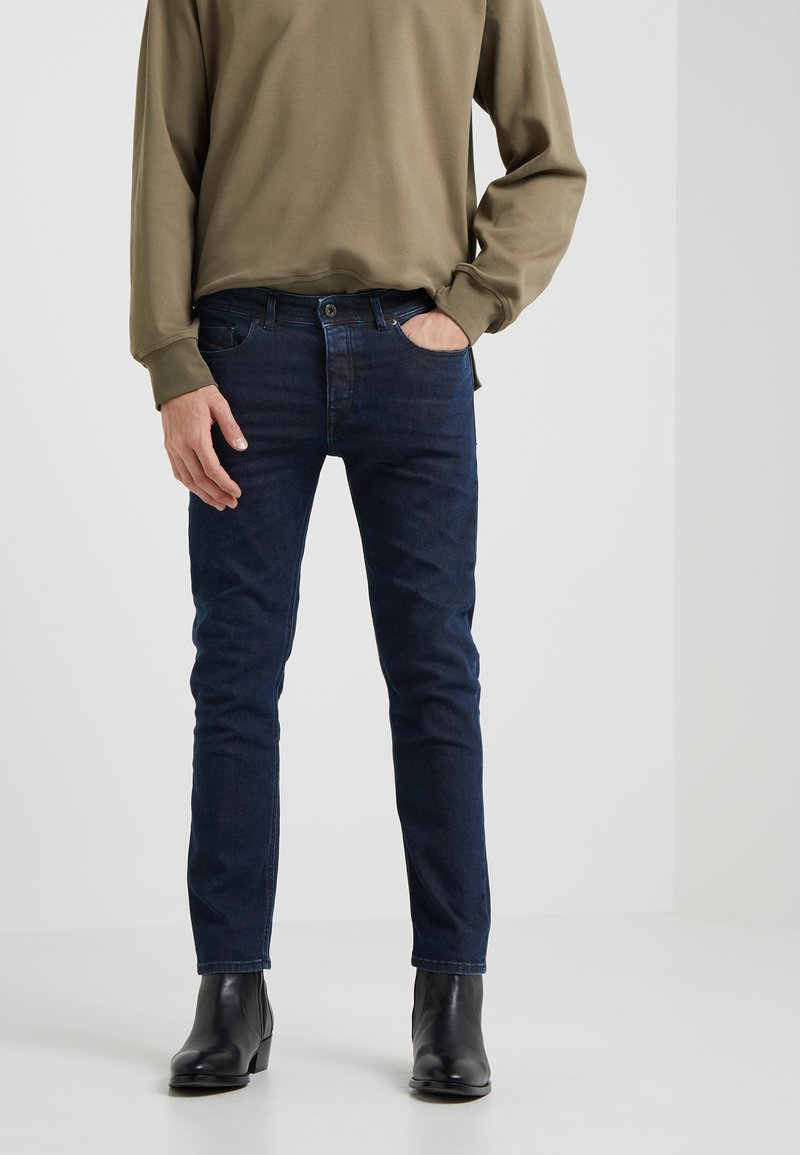 Diesel Black Gold - Slim fit jeans - blue denim