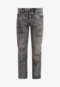 Diesel Black Gold - Slim fit jeans - mottled black - 4