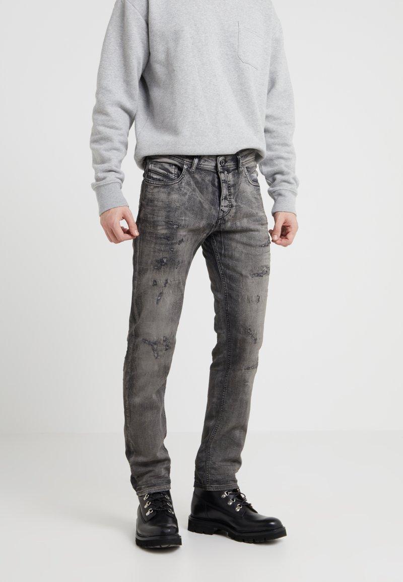 Diesel Black Gold - Slim fit jeans - mottled black