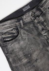 Diesel Black Gold - Slim fit jeans - mottled black - 3