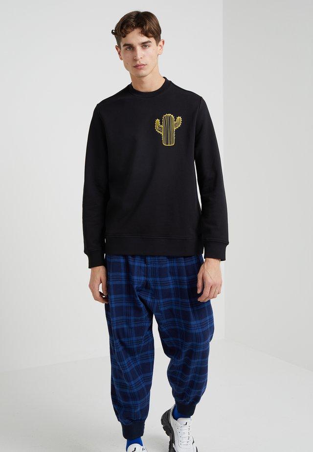 CACTUS - Sweatshirt - black