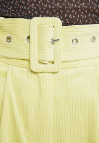 Hofmann Copenhagen - ELISA - Pantalon classique - lemon grass - 6