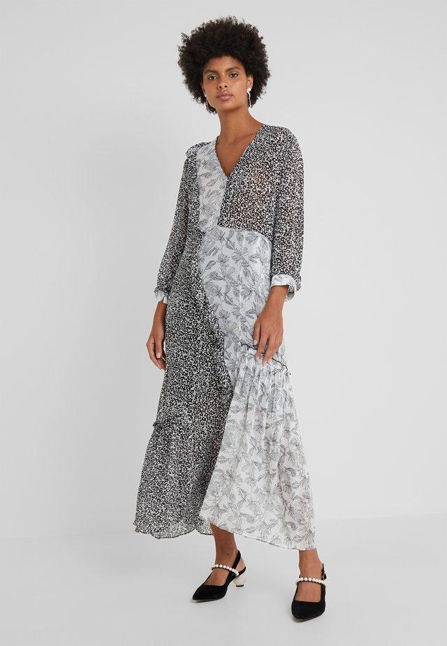 ARLIE - Długa sukienka - black print
