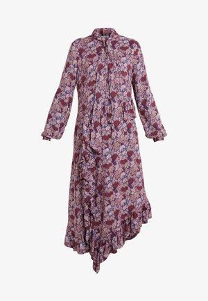 CELIA - Vapaa-ajan mekko - mahogany