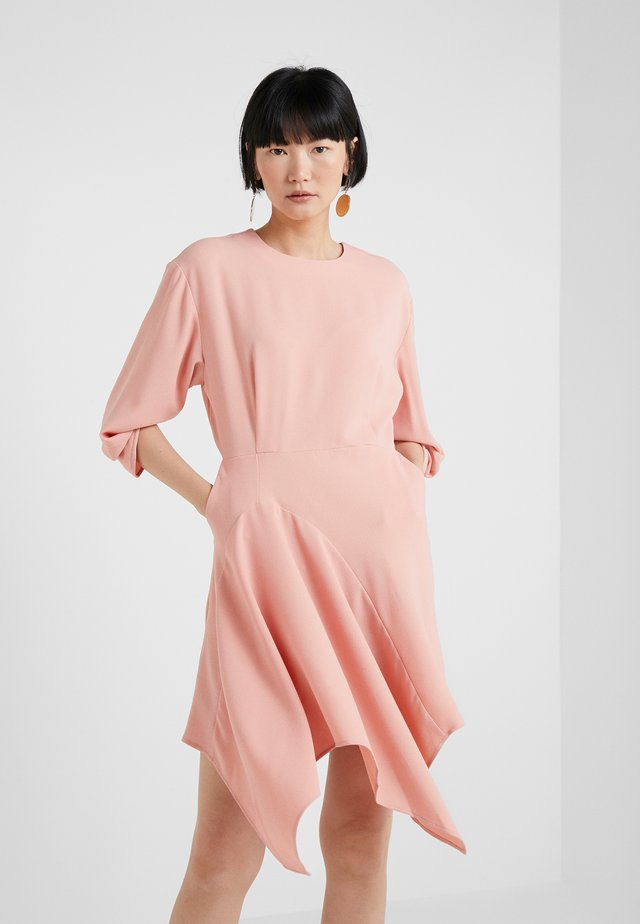 KIRSTI SOLID - Day dress - apricot ice