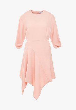KIRSTI SOLID - Denní šaty - apricot ice