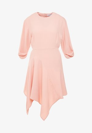 KIRSTI SOLID - Cocktail dress / Party dress - apricot ice