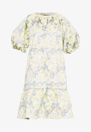 MIRIELLE - Day dress - lemon grass