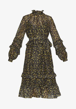 ADELA - Koktejlové šaty/ šaty na párty - golden