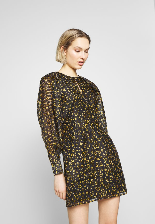 ALISA - Denní šaty - black
