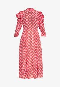 Hofmann Copenhagen - CARLA - Denní šaty - fiery red print - 3