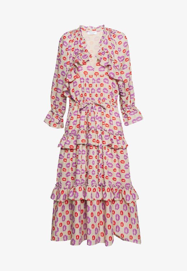 BERENICE - Day dress - primrose pink