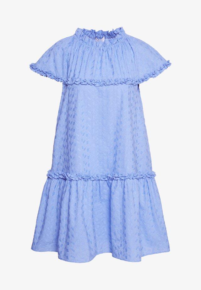 CORINNE - Denní šaty - pacific blue