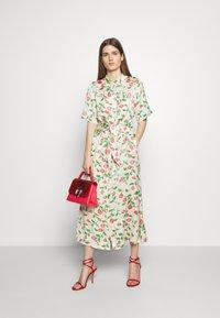 Hofmann Copenhagen - GABRIELLA - Shirt dress - creme - 1