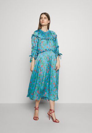 MIRIELLE - Day dress - pacific blue