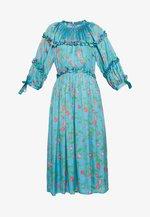 MIRIELLE - Day dress - pacific blue