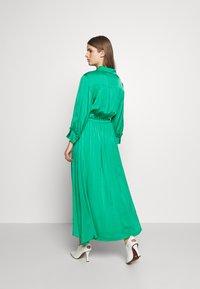 Hofmann Copenhagen - Maxi šaty - vivid green - 2