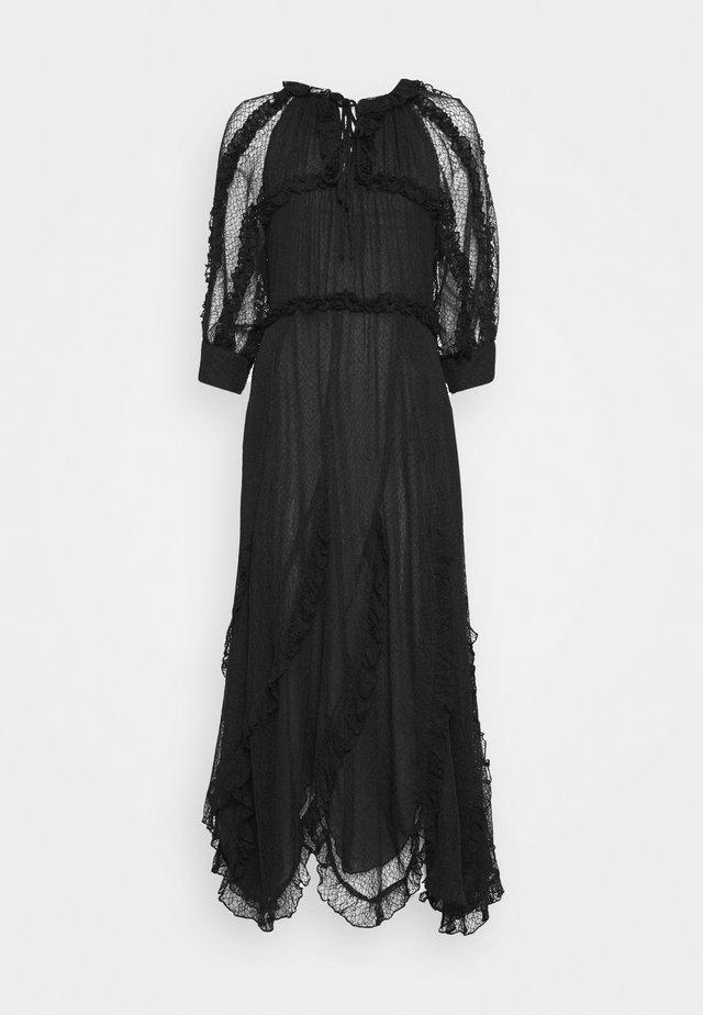 GRETA - Sukienka koktajlowa - black