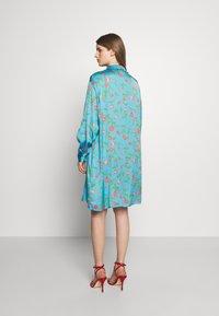 Hofmann Copenhagen - VIOLA - Košilové šaty - pacific blue - 2