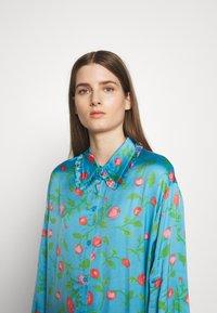 Hofmann Copenhagen - VIOLA - Košilové šaty - pacific blue - 3