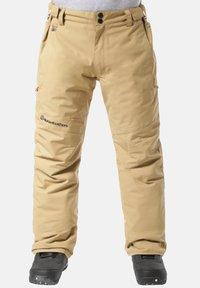 Horsefeathers - SPIRE - Snow pants - beige - 0