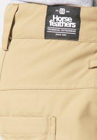 Horsefeathers - SPIRE - Snow pants - beige - 4