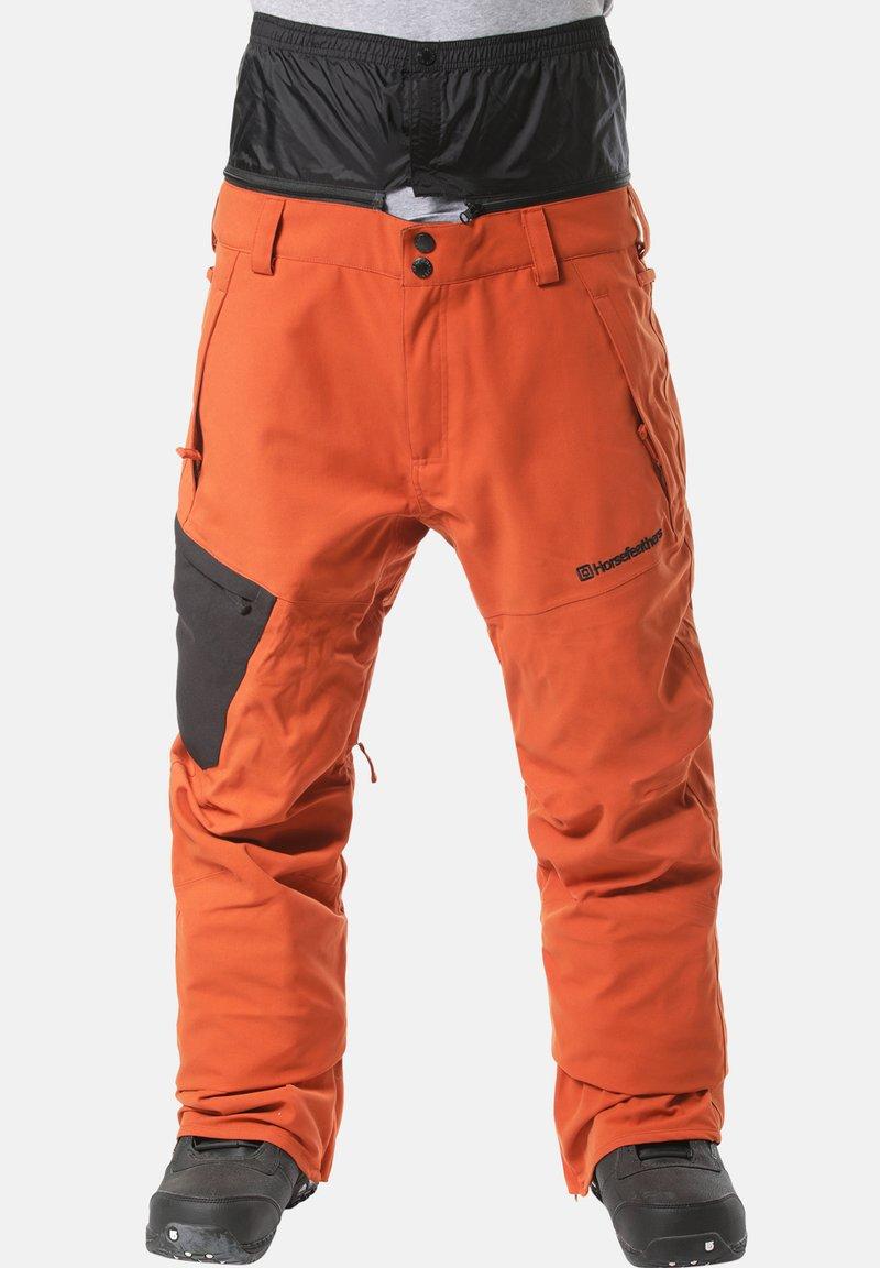 Horsefeathers - Snow pants - orange
