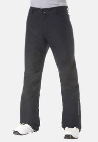 Horsefeathers - Pantalon de ski - black - 0