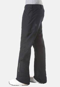 Horsefeathers - Pantalon de ski - black - 2