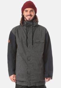 Horsefeathers - RAVEN  - Veste de snowboard - grey - 0