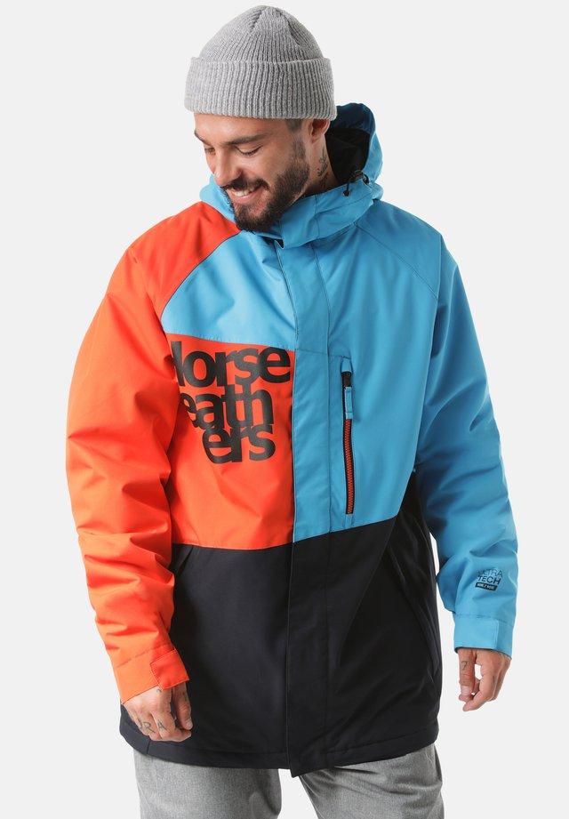 CLAPTON - Snowboard jacket - multi-coloured