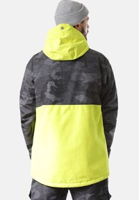 Horsefeathers - Snowboardjas - grey/yellow - 1