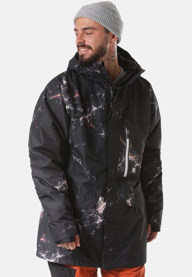 KEEGAN - Snowboard jacket - black