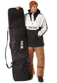 Horsefeathers - Snowboard jacket - black/white - 1