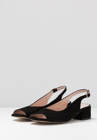 L37 - LAZY MORNING - Sandals - black - 2