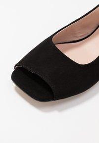 L37 - LAZY MORNING - Sandals - black - 5