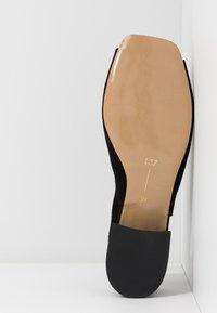 L37 - LAZY MORNING - Sandals - black - 4