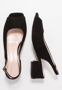L37 - LAZY MORNING - Sandals - black - 1
