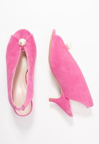 L37 - DANCE TO THIS - Sandals - rose - 3